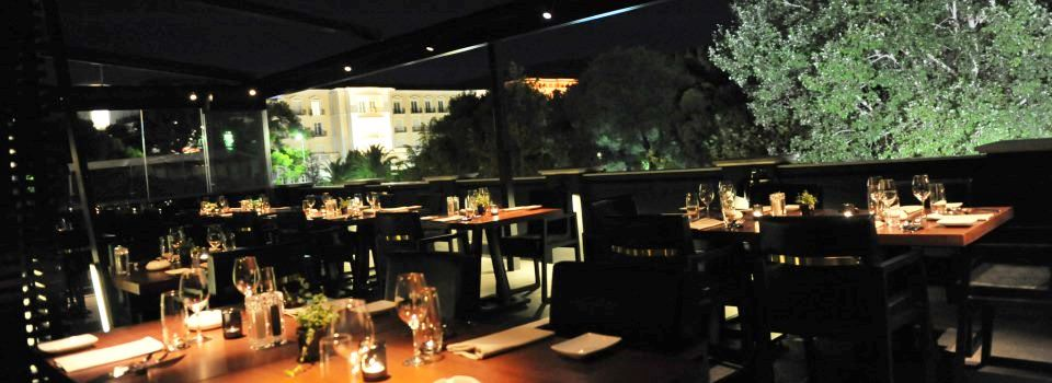 Best Bar Restaurants In Athens